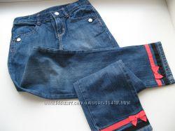 Джинсовые брюки, комбинезон