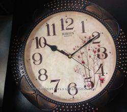 Новинка Часы настенные в стиле винтаж RIKON