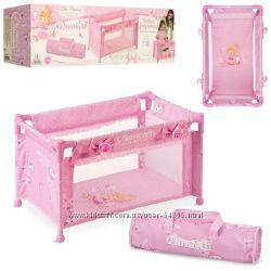 Манеж кровать для кукол  Maria  DeCuevas
