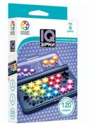 IQ зірки  IQ stars SMART GAMES