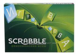 Скраббл, Скрэббл. Scrabble. Эрудит. Оригинал Маттел
