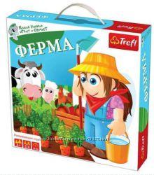 Ферма. Игра для малышей Trefl
