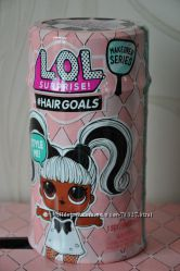 L. O. L. Surprise Hairgoals Makeover Series with 15 Surprises