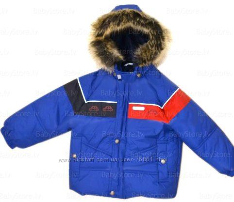 Куртка детская зимняя термо LENNE р. 74 в наличии