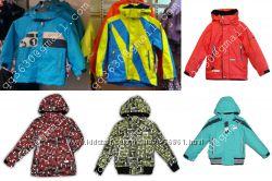 Куртки деми термо LENNE р. 86-92 новые, в наличии