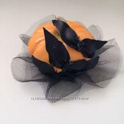 Заколка-украшение на Хеллоуин