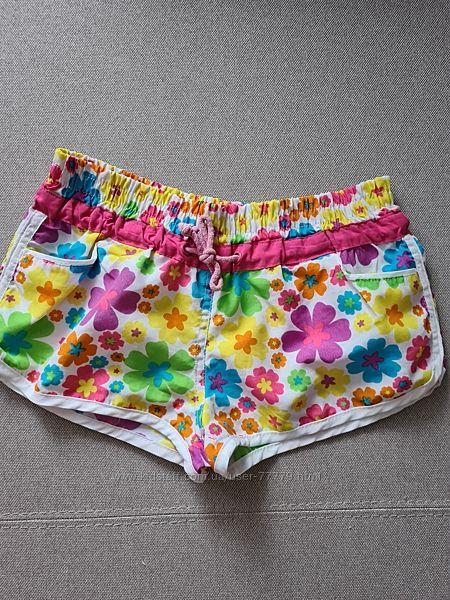 Яркие летние шорты