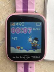 Умные часы-телефон с GPS Wolnex GW200S