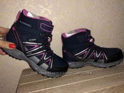 Супер-тёплые, супер-модные зимние ботинки B&G. Наличие