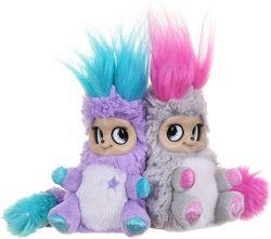 Мягкие плюшевые пушистики с двигающимися глазками и ушками Fur Babies