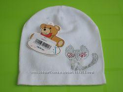 Детская весенняя шапка для девочки Anpa Польша