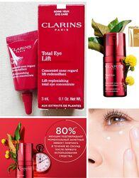 Лифтинг крем концентрат для глаз CLARINS Total Eye Lift, оригинал
