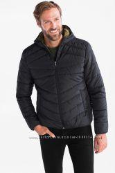 Демисезонная стеганая куртка С&A