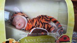Тигр Анне Геддес 23см Anne Geddes