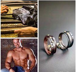 Комплект длинных кожаных итальянских браслетов в стиле Hermes