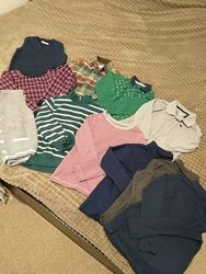 Набор регланов, свитеров, жилетов, водолазки Old Navy, h&m, sinsay