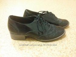 Туфли Paul Green для девочки кожаные лаковые демисезонные