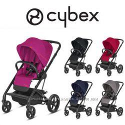 Прогулочная коляска Cybex Balios S и коляска 2 в 1