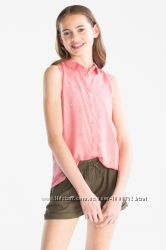 Стильна молодіжна сорочка, р. 170-176, C&A, Німеччина