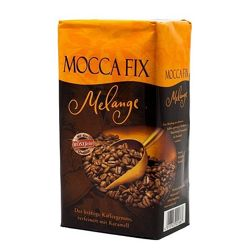 Кофе молотый Moссa Fix  Melange 500гр Мокка Фикс меланж Германия
