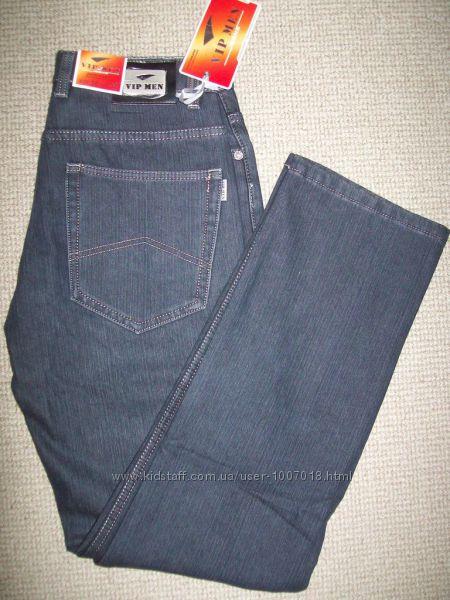 джинсы Классика на флисе р-р  W 30 - L 34