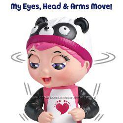 Интерактивная кукла Tiny Toes Габби Панда