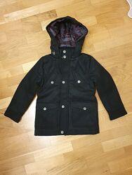 Новое деми пальто Urban Republic 110-116 куртка осень 5-6 л next zara
