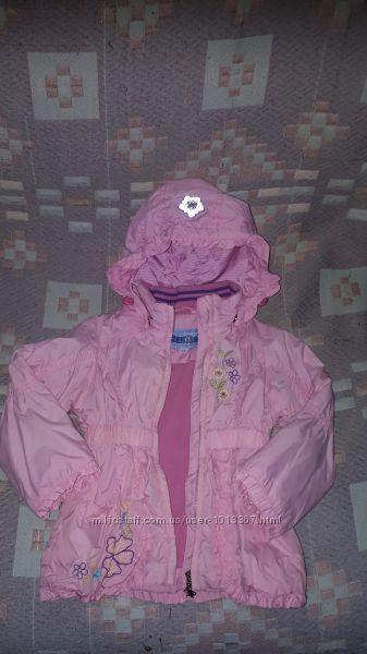 Курточка Dоnilo для девочки 86см