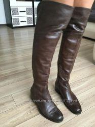 236e7a133a8e Сапоги ботфоры кожаные Италия, 470 грн. Женские сапоги Braccialini ...