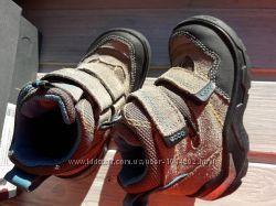 Ботинки зимние экко ecco р. 24 стелька 14. 5 см сапоги сапожки