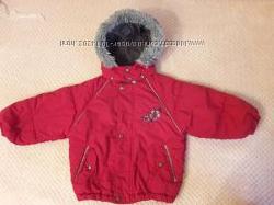 Зимня курточка lassie by reima р. 98 как lenne