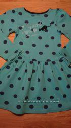 Платье для девочки 110р.