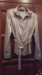 Шикарная блуза италия р. s-m