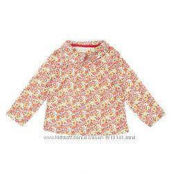 Английская блуза для девочки, 92-98 см, сток с Англии