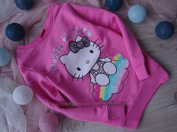 Кофта на 116 від фірми Hello Kitty