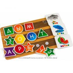 Интерактивная азбука Умные липучки