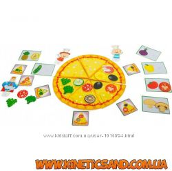 Пицца - Умные липучки пикнмикс