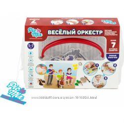 Липучки Pic&acuten&acutemix Веселый оркестр