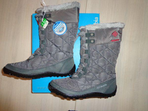 Новые зимние женские сапоги Columbia Minx II Omni-heat waterproof