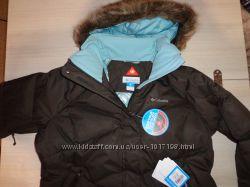 Новая зимняя куртка пуховик columbia lay d down omni-heat XXL 1X big size ae278a0d72f40