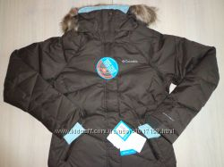 Columbia Lay D Down новая женская зимняя куртка пуховик Omni-Heat S 34cbdf9246522