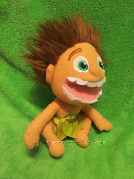 Печерный человечек. кукла. лялька. интерактивная игрушка. мягкая игрушка. Tomy