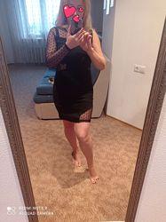 Красивое нарядное платье 46 р.