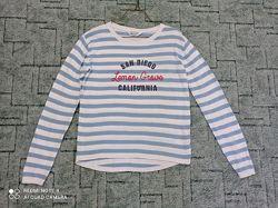 Тонкий свитер H&M р. 10-12
