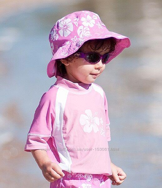 УФ-защитная пляжная одежда и купальники UPF 50 для девочек Banz Австралия
