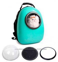 Рюкзак-переноска для животных SpacePet