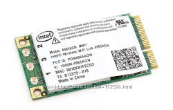 Intel PROWireless 4965AGN Mini-PCI-e до 300Mbps в наличии