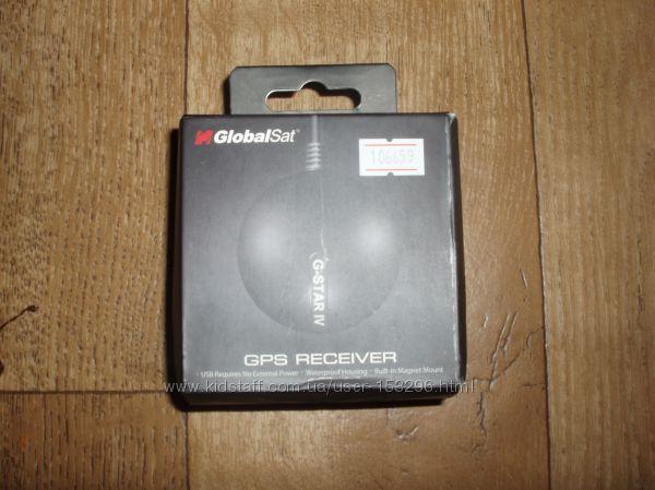 BU-353 S4 SiRF Star IV Outdoor выносной GPS приёмник с USB интерфейсом сов