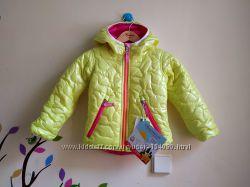 Новая зимняя термо куртка Obermeyer на 2-4года. еврозима