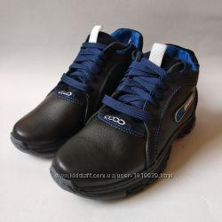 46322eb84e0ee1 Кожаные зимние подростковые ботинки Украина, 750 грн. Детские ...